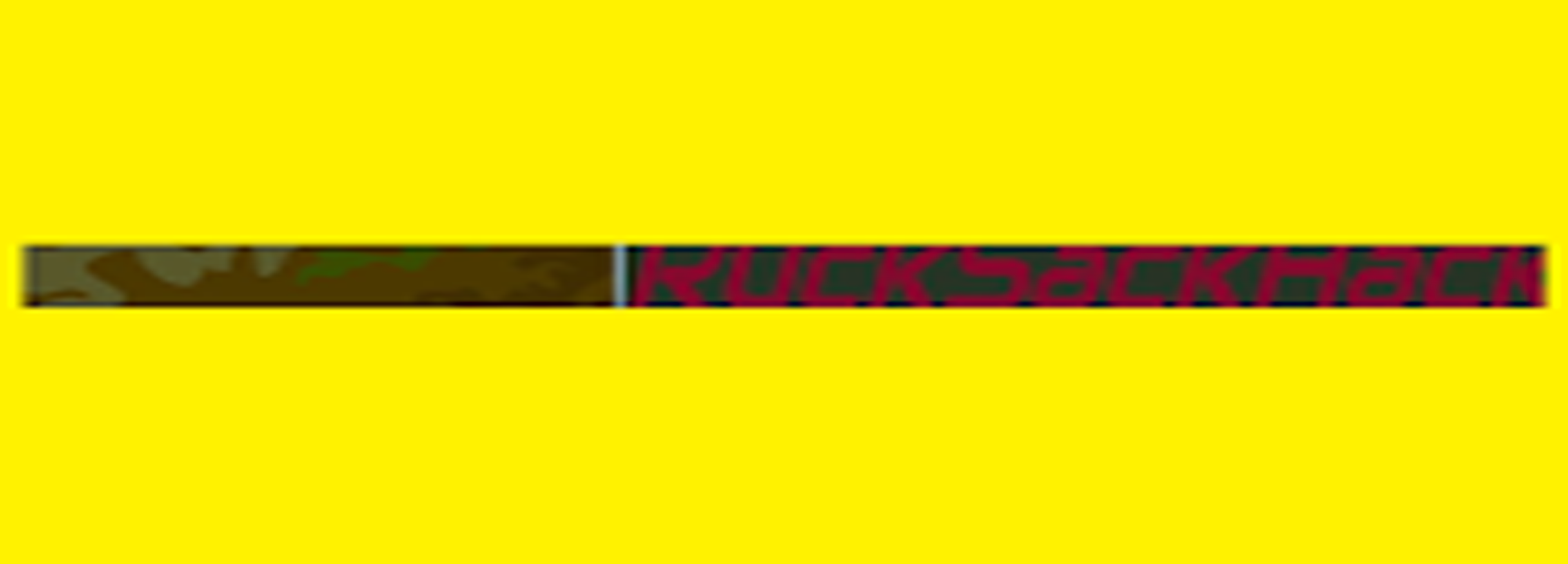 RuckSackHack Accelerator Program